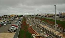 Ceilândia - Ceilândia-DF-Estação Terminal-Foto:Cabral Lopes