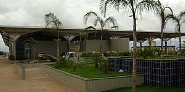 Ceilândia-DF-Estação Ceilândia-Foto:Cabral Lopes