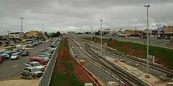 Ceilândia-DF-Estação Terminal-Foto:Cabral Lopes