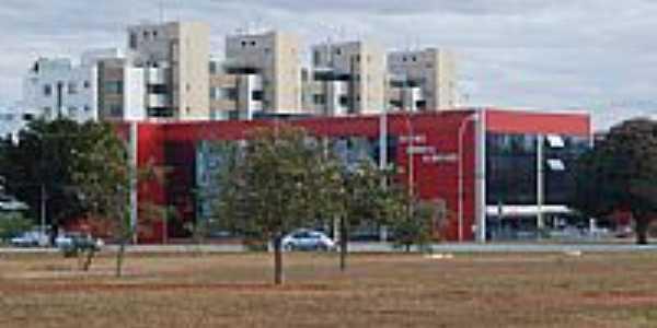Prédio do Centro Médico em Cruzeiro-DF-Foto:RioPreto
