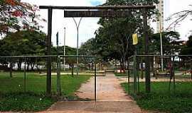 Gama - Gama-DF-Praça do Setor Leste-Foto:www.gamalivre.com.br