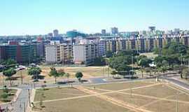 Gama - Gama-DF-Praça e condomínios-Foto:www.redecol.com.br