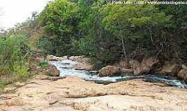 Gama - Gama-DF-Riacho no Parque Ecológico Prainha-Foto:noticiasdogama.com