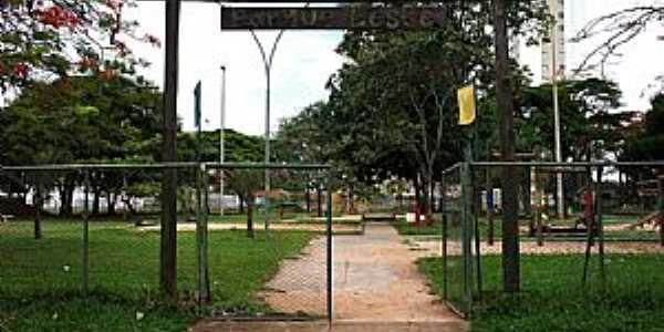 Gama-DF-Praça do Setor Leste-Foto:www.gamalivre.com.br