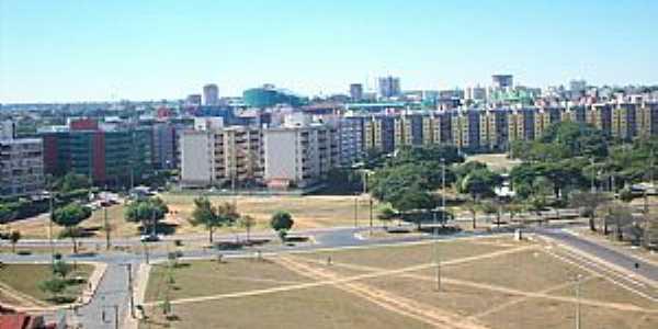 Gama-DF-Praça e condomínios-Foto:www.redecol.com.br
