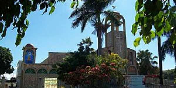 Guará-DF-Igreja de São Paulo Apóstolo-Foto:Josue Marinho