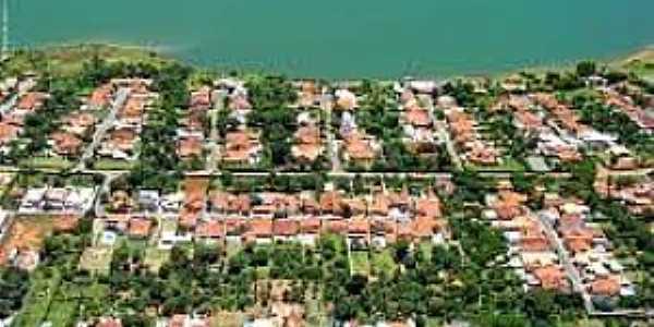Lago Norte-DF-Vista da cidade e o Lago-Foto:www.anuariododf.com.br