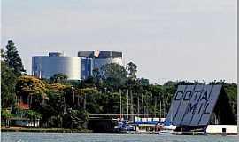 Lago Sul - Lago Sul-DF-Club Cota Mil-Foto:Rubens Craveiro