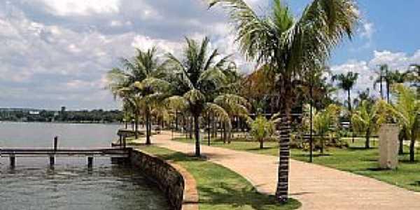 Lago Sul-DF-Orla do Pontão-Foto:RNLatvian