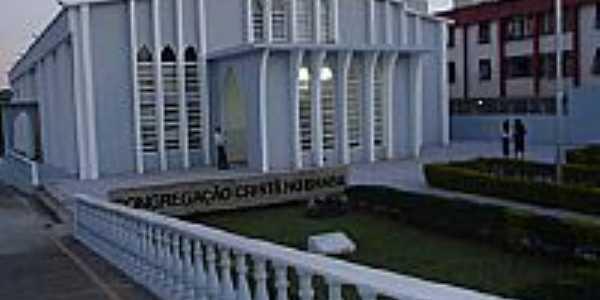 Igreja da Congregação Cristã do Brasil em Núcleo Bandeirantes-Foto:Congregação Cristã.NET