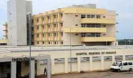 Paranoá - Paranoá-DF-Hospital Regional-Foto:noticias.r7.com