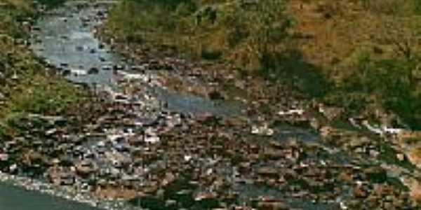 Riacho em Paranoá-Foto:cidu
