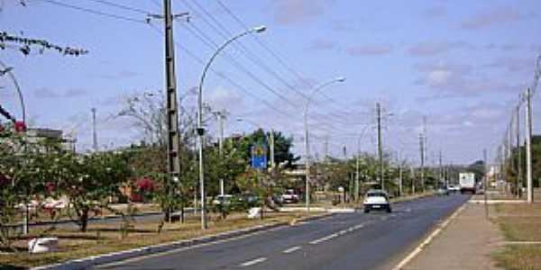 Planaltina-DF-Avenida Independência-Foto:marquinhosbsb