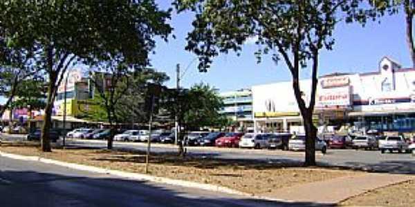 Planaltina-DF-Rua de comércio-Foto:marquinhosbsb