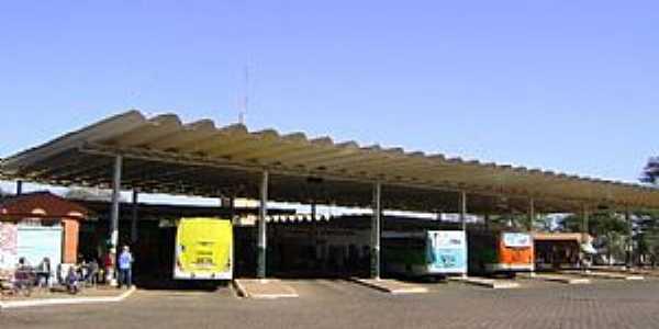 Planaltina-DF-Terminal Rodoviário-Foto:marquinhosbsb