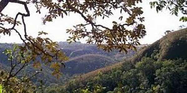 Recanto das Emas-DF-Vista do Parque Ecológico e Vivencial