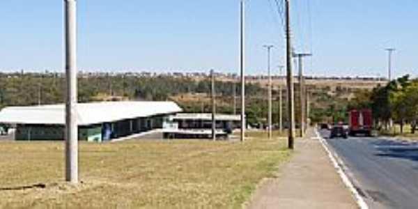 Riacho Fundo I-DF-Terminal Rodoviário-Foto:haznobe