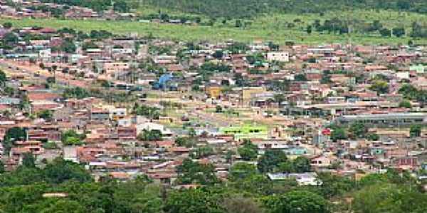 São Sebastião-DF-Vista aérea-Foto:claudiopesquisando.