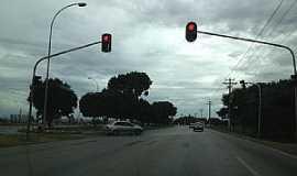Taguatinga - Taguatinga-DF-Entrada da cidade-Foto:Ded� de Z� Luca