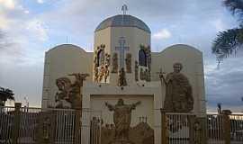 Taguatinga - Taguatinga-DF-Paróquia Ortodoxa de São Jorge e Santo Expedito-Foto:revistaculturaemfoco.com.br