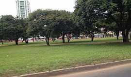 Taguatinga - Taguatinga-DF-Praça no centro-Foto:Dedé de Zé Luca