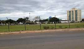 Taguatinga - Taguatinga-DF-Vista parcial da cidade-Foto:Ded� de Z� Luca