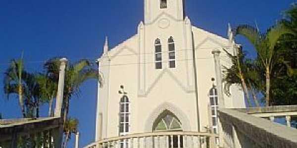 Acioli-ES-Igreja Matriz-Foto:Luiz Barcelos