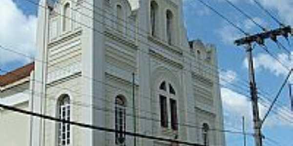 Igreja de São Sebastião em Afonso Claudio-ES-Foto:Rodnei Braum