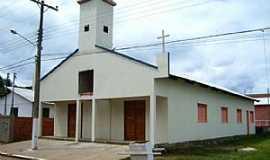 Santa Rosa - Santa Rosa do Purus-AC-Igreja Matriz-Foto:www.santarosadopurus.