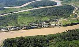 Santa Rosa - Vista aérea de Santa Rosa-AC-Foto:JEZAFLU=ACRE=BRASIL
