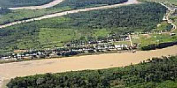 Vista aérea de Santa Rosa-AC-Foto:JEZAFLU=ACRE=BRASIL