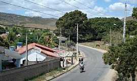 Água Doce do Norte - Água Doce do Norte-ES-Rua da cidade-Foto:Geovanni Souza Barbosa
