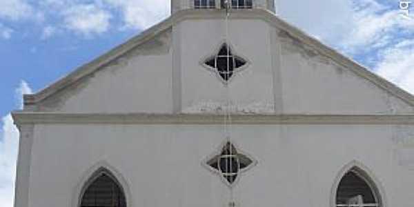 Água Doce do Norte-ES-Igreja do Senhor Bom Jesus-Foto:Sergio Falcetti