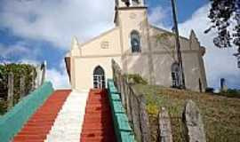 �guia Branca - Igreja de S�o Jos� em �guia Branca-ES-Foto:Sergio Falcetti