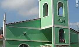 �guia Branca - Igreja de S�o Sebasti�o na Comunidade de Pedra Torta em �guia Branca-ES-Foto:Sergio Falcetti