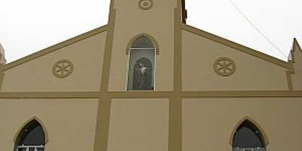 Águia Branca-ES-Igreja de São José-Foto:Erick Aniszewski