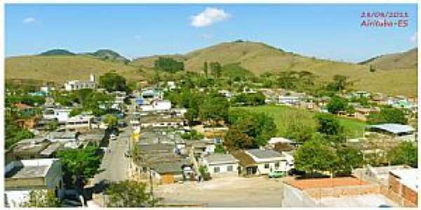Airituba-ES-Vista da cidade-Foto:Gilmarsom