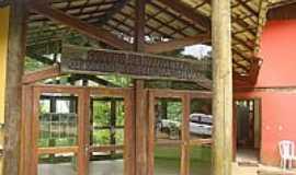 Alegre - Alegre-ES-Centro de visitantes do Parque da Cachoeira da Fuma�a-Foto:Diana Kaya