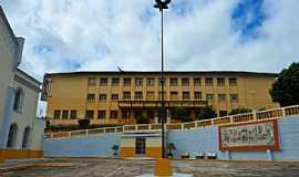 Alegre - Alegre-ES-Faculdade de Filosofia, Ciências e Letras de Alegre-Foto:sgtrangel