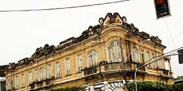 Alegre-ES-Casarão do Patrimônio Histórico da cidade-Foto:Elpídio Justino de Andrade