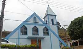Alto Caldeirão - Alto Caldeirão-ES-Igreja de Santa Maria das Graças-Foto:mapio.net
