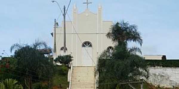 Alto Mutum Preto-ES-Igreja Matriz-Foto:Alves. Antonio C.