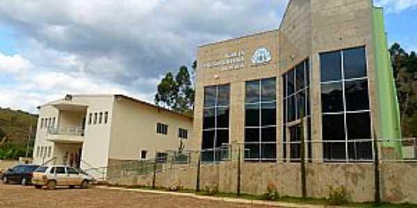 Alto Mutum Preto-ES-Igreja Presbiteriana-Foto:Missionário Sertanejo