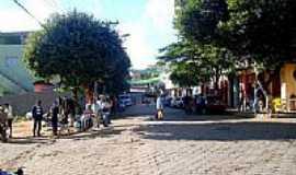 Alto Rio Novo - Centro da cidade-Foto:zeziro
