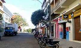 Alto Rio Novo - Rua da cidade-Foto:zeziro