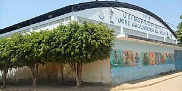 Alto Rio Novo-ES-Ginásio Poliesportivo-Foto:Sergio Falcetti