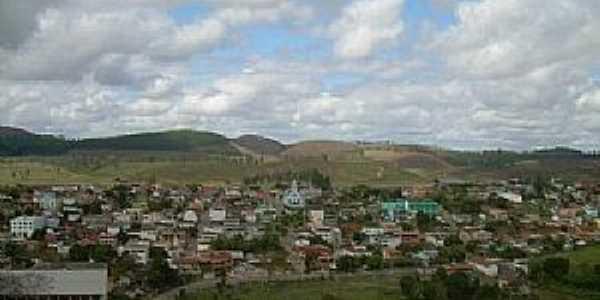 Alto Rio Novo-ES-Vista da cidade-Foto:IVAM DE PAULA MEDEIROS