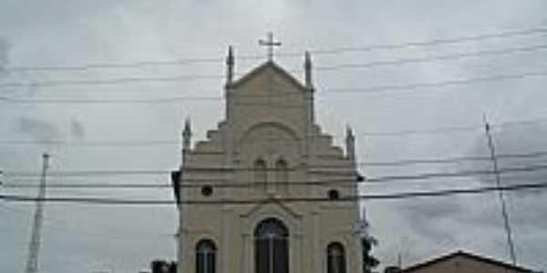 Igreja de N.Sra.de Lourdes em Tanque D´Arca-Foto:Sergio Falcetti