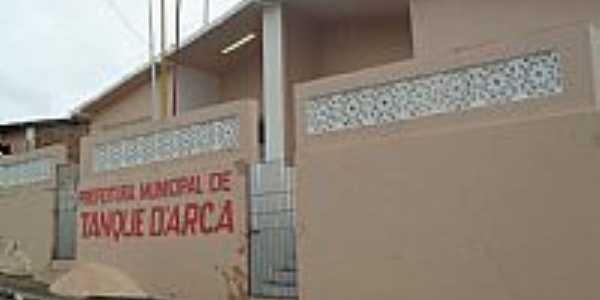 Prefeitura Municipal de Tanque D�Arca-Foto:Sergio Falcetti