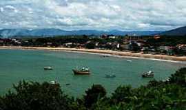 Anchieta - Anchieta-ES-Orla da cidade-Foto:www.hotelmais.com.br